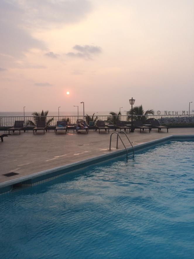 Galadari Hotel Pool