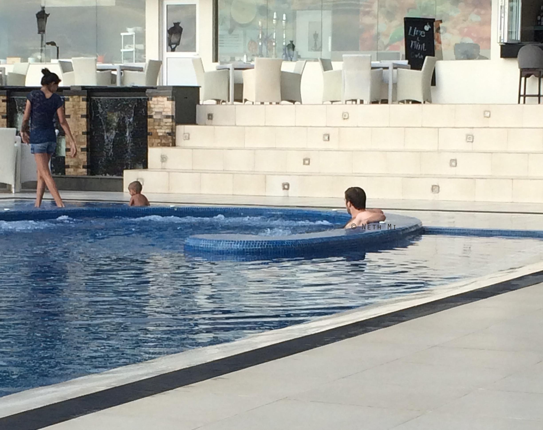 7 day swimming pool hunt in sri lanka style folder for Kingsbury swimming pool timetable