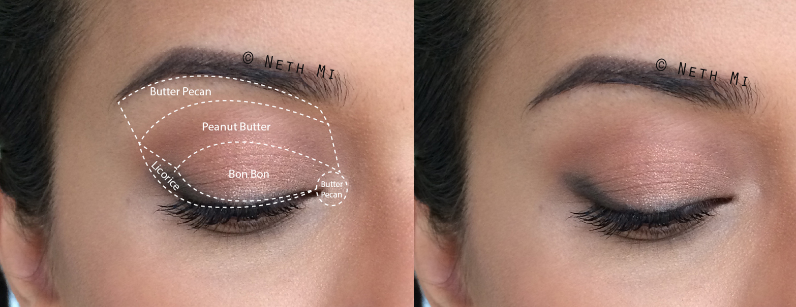 How To Apply Eyeshadow Base Lid Crease Line Solution For How To Step Two:  Take
