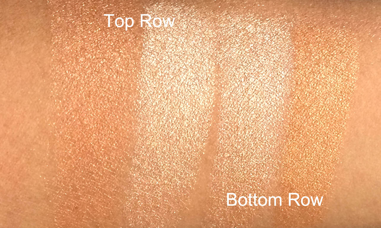 Wild & Radiant Baked Bronzing Palette by BH Cosmetics #16