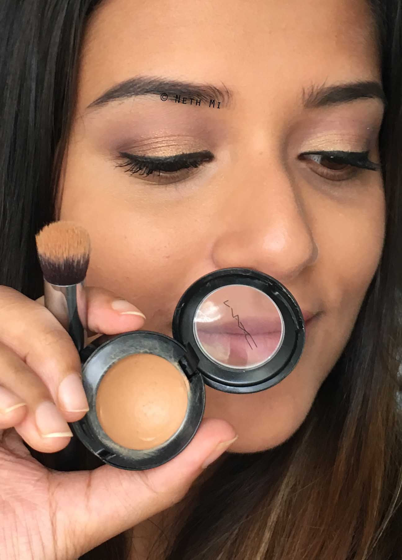 How To Correct Amp Conceal Dark Circles Version 1 Style