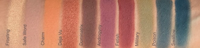 Androgyny Eyeshadow Palette by Jeffree Star #17